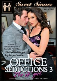 Office Seductions 3: The It Girl Porn Video