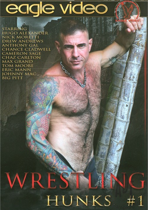 Wrestling Cover Front