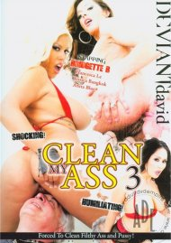 Clean My Ass 3 Porn Video