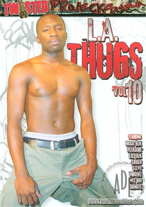L.A. Thugs Vol. 10 Boxcover