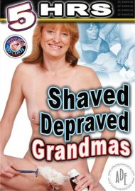 Shaved Depraved Grandmas image