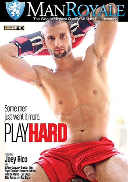 Play Hard Cover Front