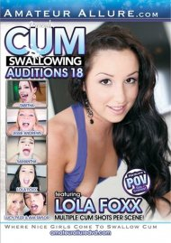Cum Swallowing Auditions Vol. 18 Movie