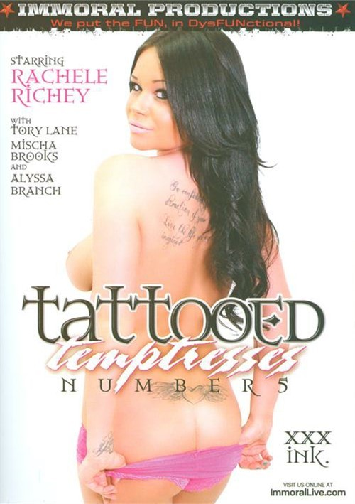 Tattooed Temptresses Vol. 5