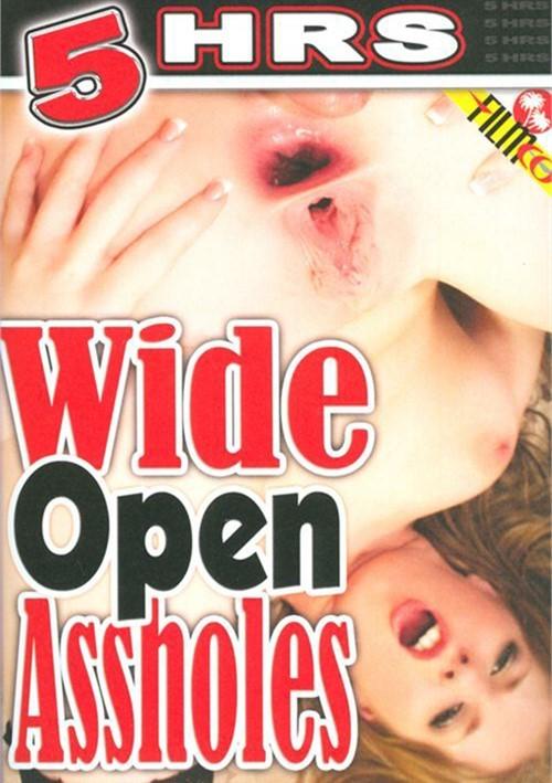 Wide Open Assholes
