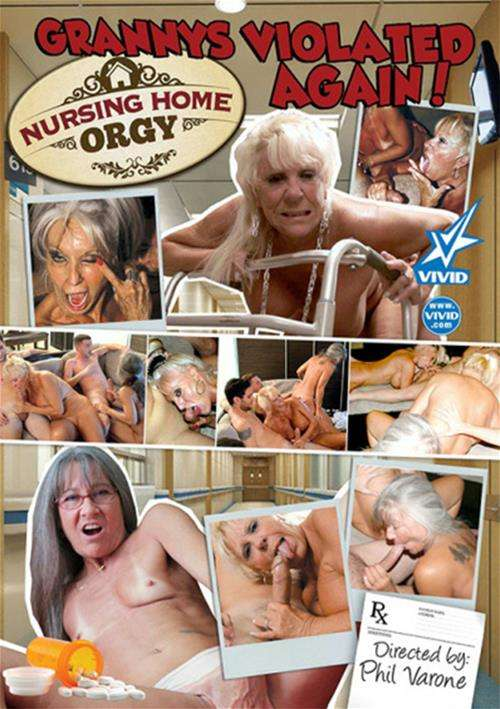 Nursing home sex orgy speaking