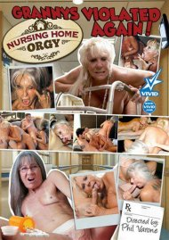 Nursing Home Orgy: Grannys Violated Again! Porn Video