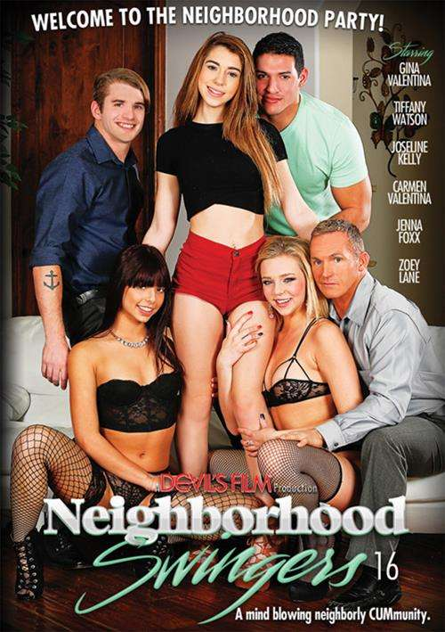 Neighborhood Swingers 16 On Sale