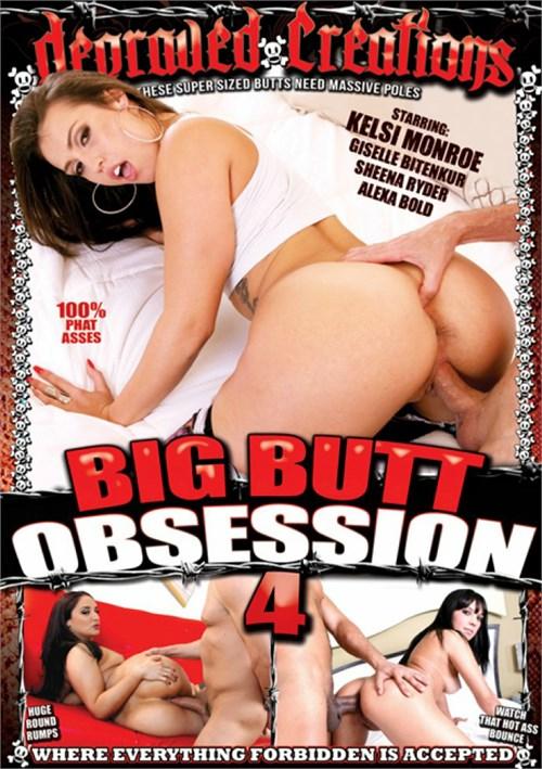 Big Butt Obsession 4