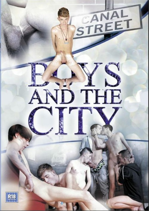 Boys and the City Boxcover