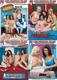 Older/Younger 4-Pack #24 Porn Movie