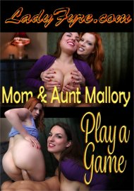 Mom & Aunt Mallory Play a Game Porn Video