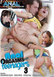 Anal Orgasms For Teenagers 3 Porn Video