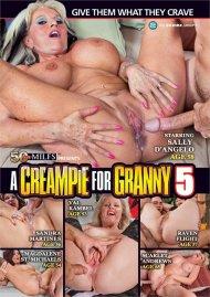 Creampie For Granny 5, A