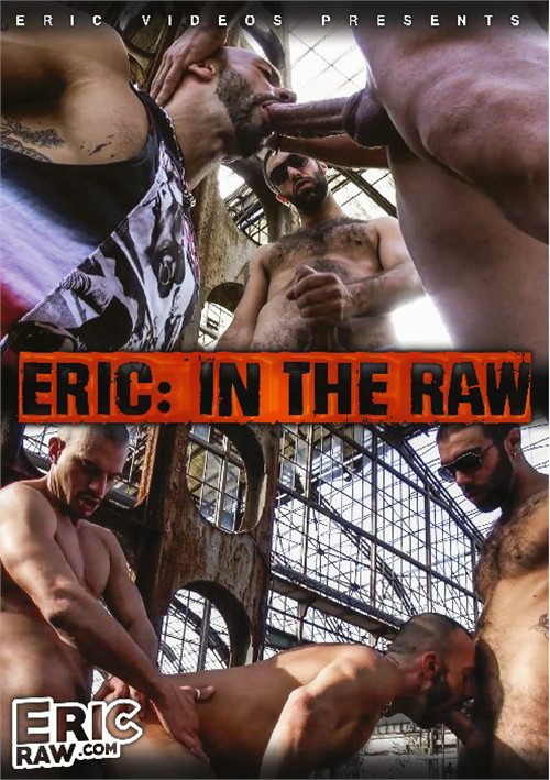 Eric: In the Raw Boxcover