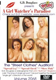Girl Watcher's Paradise Volume 2068, A Porn Video