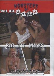 Monsters Of Jizz Vol. 43: Big Tit Milfs Porn Video