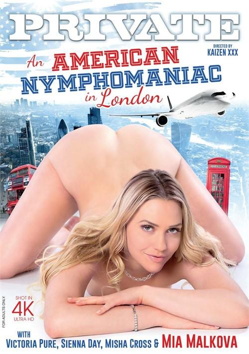 American Nymphomaniac In London, An European Misha Cross All Sex