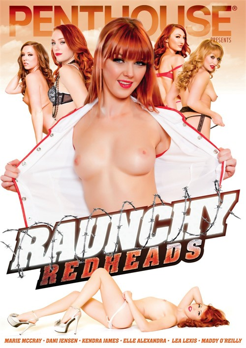 Raunchy Redheads Boxcover