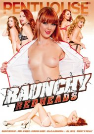 Raunchy Redheads streaming porn video from Penthouse.