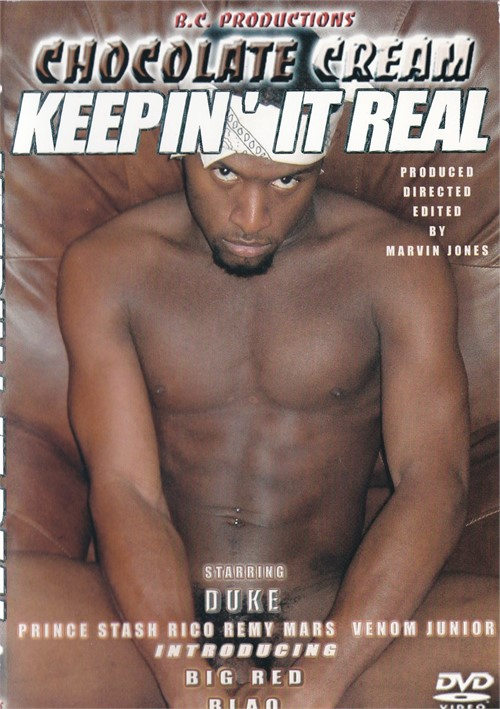 Keepin' It Real Boxcover
