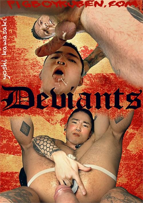 Deviants Boxcover