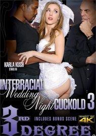 Interracial Wedding Night Cuckold 3 image