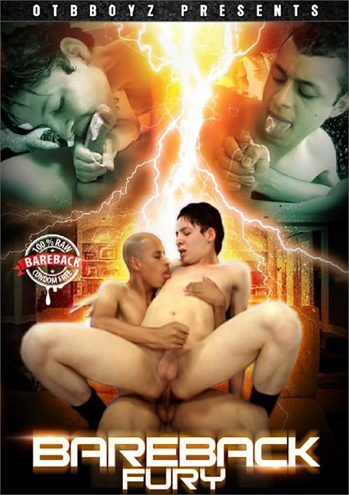 Bareback Fury Boxcover