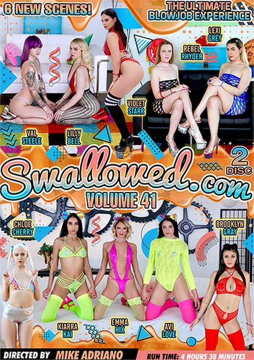 Swallowed.com Vol. 41