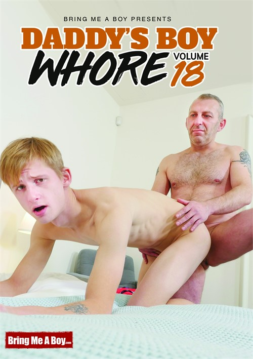 Daddy's Boy Whore 18 Boxcover