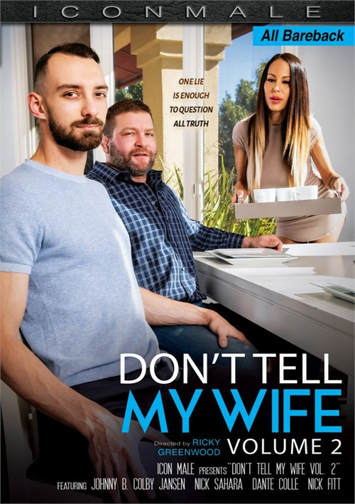 Dont Tell My Wife 2 Cover Front