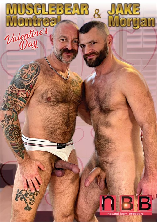 Musclebear Montreal & Jake Morgan Valentine's Day Boxcover