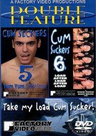 Cum Suckers 5 & 6 Porn Movie