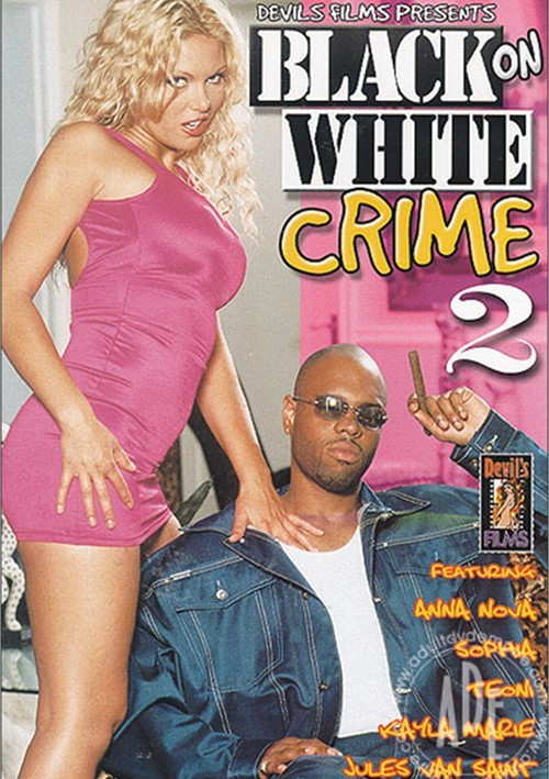 Sex crime on white black