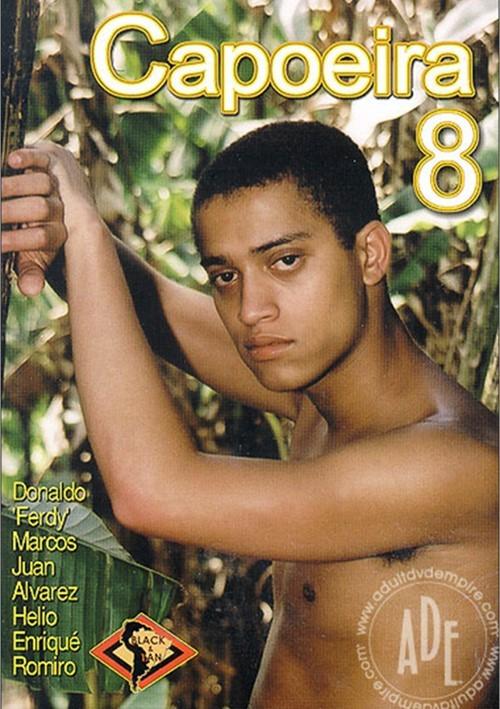 Capoeira 8 Boxcover