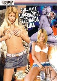 She-Male Supermodel: Fernanda Lima Porn Video