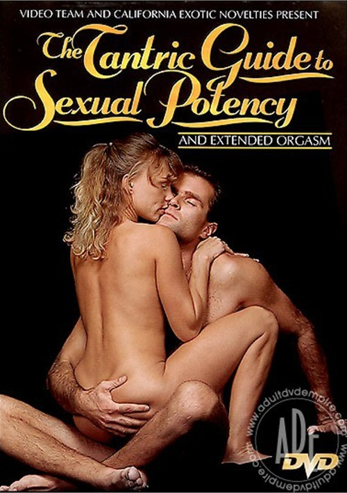 Tantric guide to better sex dvd