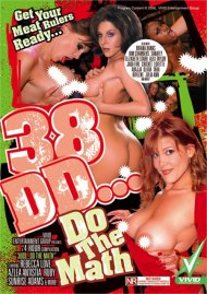 38 DD... Do the Math Porn Video