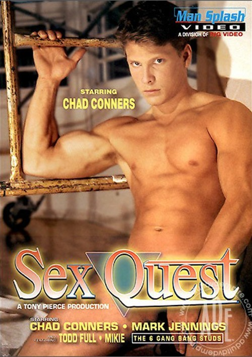 Sex Quest Cover Front