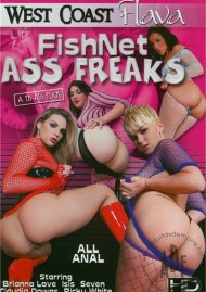 Fishnet Ass Freaks Porn Video