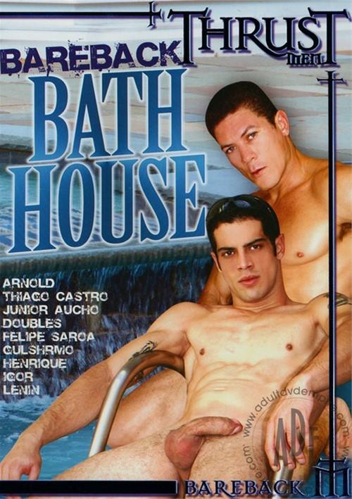 Bareback Bath House Boxcover