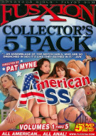 American Ass (5 Pack) Porn Movie