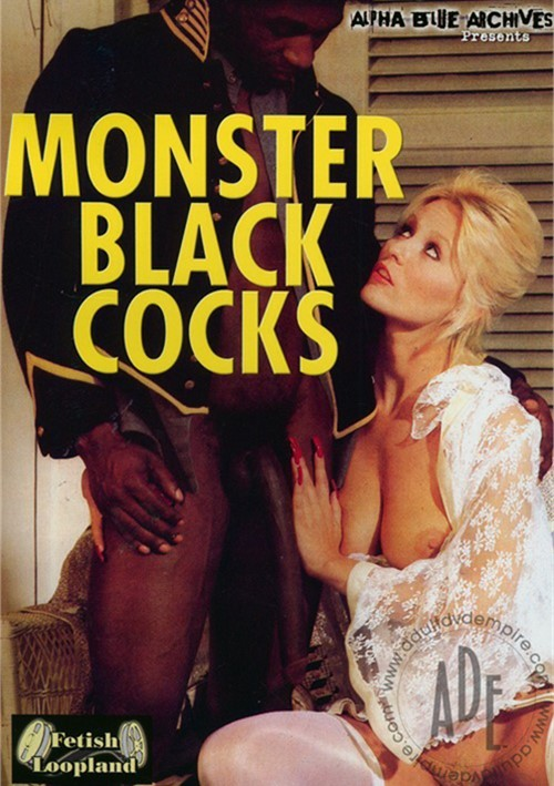 Monster black cock videos