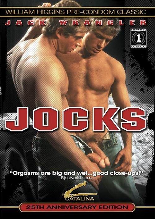 Jack Wrangler: Jocks Boxcover