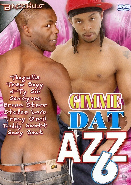 Gimme Dat Azz 6 Boxcover