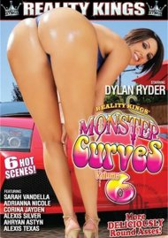 Monster Curves Vol. 6 Porn Video