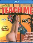 Teach Me: Skateboard Edition Blu-ray