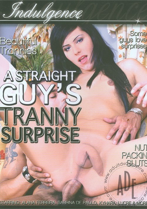 Two Guys Get Involved In A Tranny Surprise Free Shemale Gallery