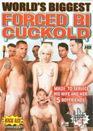 World's Biggest F-rced Bi Cuckold image