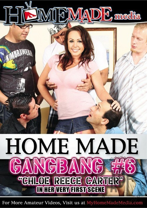 Homemade gangbang movie